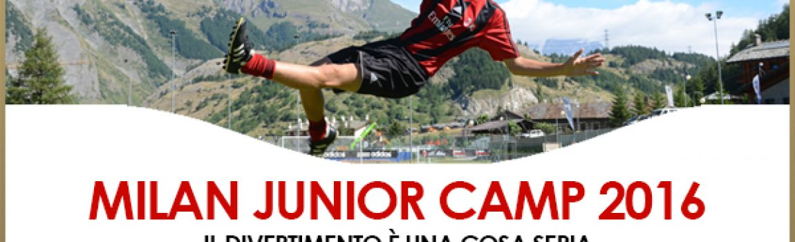 YouFit & Milan Junior Camp