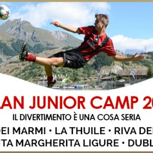 YouFit & Milan Junior Camp