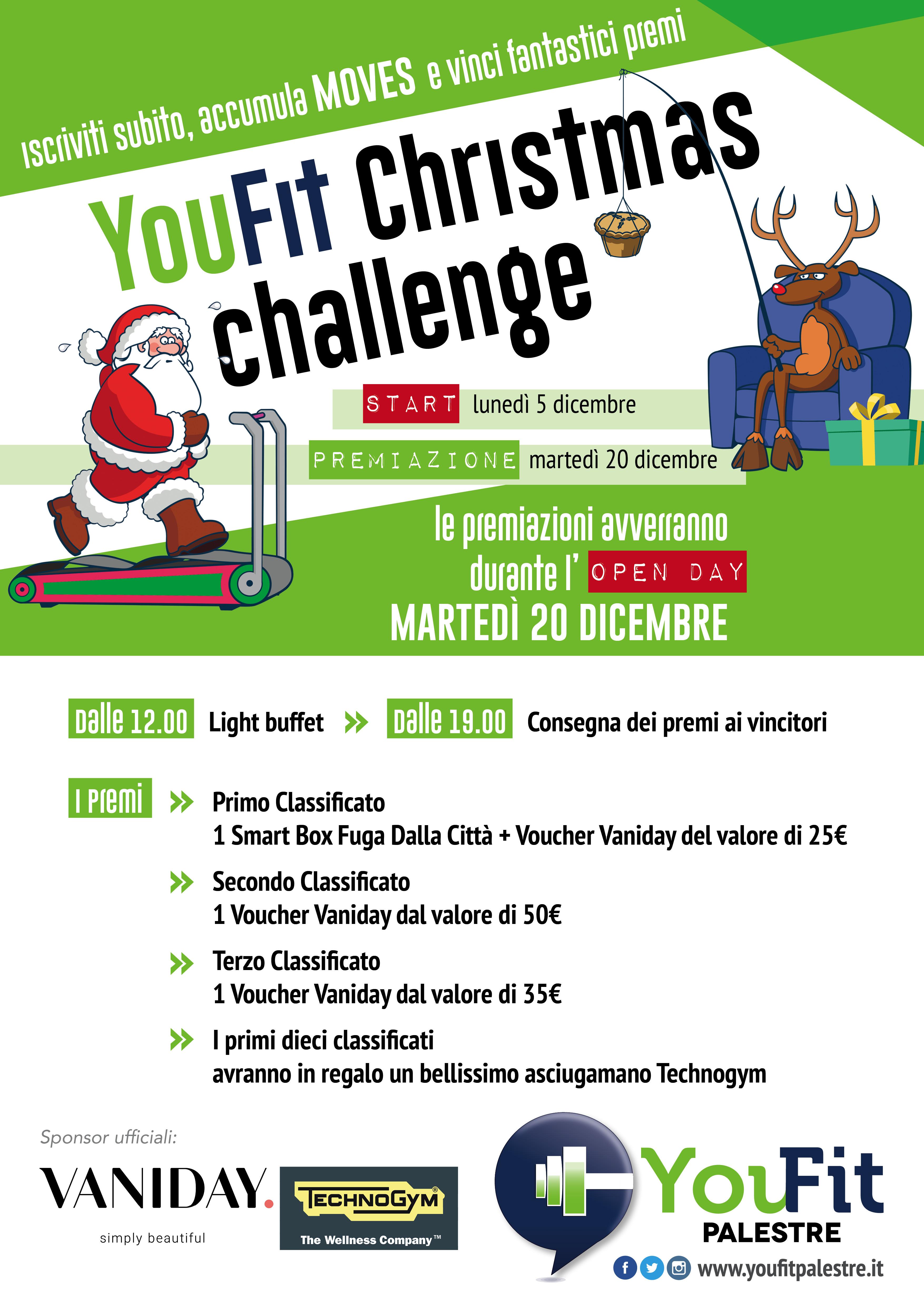 YouFit Christmas Challenge